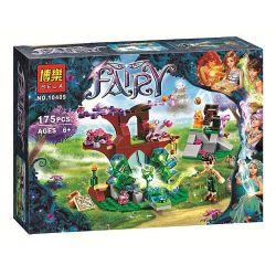 Bela 10409 Lari 10409 LELE 79221 Xếp hình kiểu Lego ELVES Farran And The Crystal Hollow Elf Flange And Crystal Cave Farran Và Hang Tinh Thể 175 khối