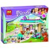 Bela 10537 (NOT Lego Friends 41085 Vet Clinic ) Xếp hình Phòng Khám Thú Nuôi 203 khối