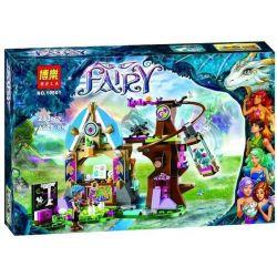 NOT Lego ELVES 41173 Elvendale School Of Dragons, Bela 10501 Lari 10501 Xếp hình trường học của những chú rồng 230 khối