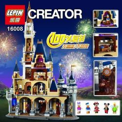 NOT Lego DISNEY PRINCESS 71040 Disney Castle , BLANK 20020 2040 66008 HSANHE 31004 KING 83008 LELE 30010 L074-L081 L081 L074L081 074-L081 LEPIN 16008 LION KING 180046 SHENG YUAN SY 1149 SX 6005 Xếp hì