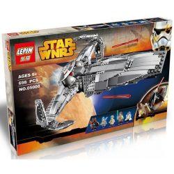 KING QUEEN 81010 LEPIN 05008 Xếp hình kiểu Lego STAR WARS Sith Infiltrator Sis Penetrant Phi Thuyền Kẻ đột Nhập 662 khối