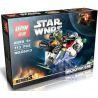 Lepin 05013 (NOT Lego Star wars 75127 The Ghost ) Xếp hình Bóng Ma 113 khối