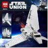 Lepin 05034 Lele 35005 (NOT Lego Star wars 10212 Imperial Shuttle ) Xếp hình Phi Thuyền Hoàng Gia Tydirium 2503 khối
