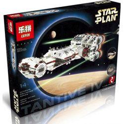 KING 81048 LEPIN 05046 LION KING 180015 Xếp hình kiểu Lego STAR WARS Rebel Blockade Runner Refighted Army Blockade Phi Thuyền Vượt Tuyến Phong Tỏa Của Rebels 1747 khối
