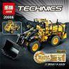 Lepin 20006 (NOT Lego Technic 42030 Volvo L350F Wheel Loader ) Xếp hình Máy Xúc Lật Điều Khiển Từ Xa 1636 khối
