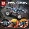 Lepin 20011 (NOT Lego Technic 41999 4X4 Crawler Exclusive Edition ) Xếp hình Ô Tô Địa Hình Điều Khiển Từ Xa 1605 khối