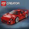 Lepin 21004 Yile 001 Bela 10567 (NOT Lego Creator Expert 10248 Ferrari F40 ) Xếp hình Ô Tô Thể Thao 1158 khối