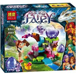Bela 10499 Lari 10499 Xếp hình kiểu Lego ELVES Emily Jones & The Baby Wind Dragon Elf Jones Aimei And Wind Baby Emily Jones Và Chú Rồng Gió Bé 80 khối