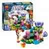 Bela 10499 (NOT Lego Elves 41171 Emily Jones & The Baby Wind Dragon ) Xếp hình Emily Jones Và Chú Rồng Gió Bé 83 khối