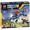 Lepin 14021 Bela 10517 Lele 79310 Sheng Yuan 804 SY804 (NOT Lego Nexo Knights 70320 Aaron Fox's Aero-Striker V2 ) Xếp hình Phi Thuyền Cung Tên 331 khối