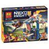 Lepin 14007 Bela 10486 Lele 79244 Sheng Yuan 563 SY563 (NOT Lego Nexo Knights 70324 Merlok's Library 2.0 ) Xếp hình Thư Viện Của Các Hiệp Sỹ 308 khối