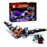 Decool 7107 Sheng Yuan 326 SY326 (NOT Lego Super Heroes Rocket Raccoon's Warbird ) Xếp hình Phi Thuyền Vệ Binh Dải Ngân Hà 145 khối