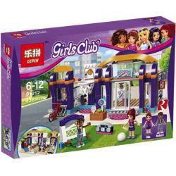 Lepin 01012 Bela 10610 Sheng Yuan 881 SY881 (NOT Lego Friends 41312 Heartlake Sports Centre ) Xếp hình Trung Tâm Thể Thao Heartlake 338 khối
