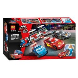 Bela 10012 (NOT Lego Cars 9485 Ultimate Race Set ) Xếp hình Ultimate Race Set 280 khối