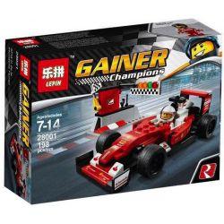 Lepin 28001 Sheng Yuan 6796 Bela 10778 Wangao 7018 (NOT Lego Speed Champions 75879 Scuderia Ferrari Sf16-H ) Xếp hình Scuderia Ferrari Sf16-H 198 khối