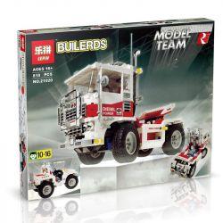 NOT Lego MODEL TEAM 5563 Racing Truck , LEPIN 21020 Xếp hình Xe Tải đua 788 khối
