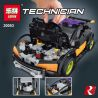 Lepin 20053 20053B (NOT Lego Technic Hatchback Type R ) Xếp hình Xe Ô Tô Hatchback Điều Khiển Từ Xa gồm 2 hộp nhỏ 640 khối