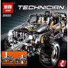 Lepin 20030 (NOT Lego Technic 8297 Off-Roader ) Xếp hình Xe Ô Tô Địa Hình Động Cơ Pin 1132 khối