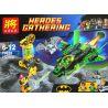 Decool 7109 Lepin 07001 Sheng Yuan 352 SY352 Lele 79035 (NOT Lego DC Comics Super Heroes 76025 Green Lantern Vs. Sinestro ) Xếp hình Green Lantern Đánh Nhau Với Sinestro 174 khối