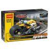 Decool 3419 (NOT Lego Technic 42058 Stunt Bike ) Xếp hình Siêu Moto Biểu Diễn 140 khối