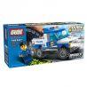 Xinlexin Gudi 9306 (NOT Lego City Police Pickup Truck ) Xếp hình Xe Bán Tải Cảnh Sát 84 khối
