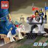 Enlighten 1015 (NOT Lego Castle Beacon ) Xếp hình Giám Sát Trên Tường Thành 77 khối