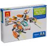 Wange 55173 (NOT Lego Star wars Attack Spaceship ) Xếp hình Phi Thuyền Chiến Đấu 471 khối