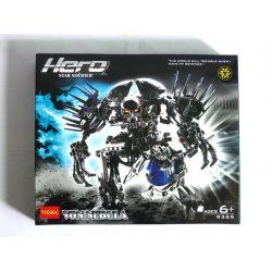Decool 9366 Jisi 9366 Xếp hình kiểu Lego HERO FACTORY Von Nebula Hero Factory Nebula · Vorne Chỉ Huy Bóng Tối 156 khối