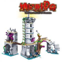Kazi KY87020 87020 Xếp hình kiểu Lego THE CHRONICLES OF NARNIA Legendary Narnia Huyền Thoại Narnia 883 khối
