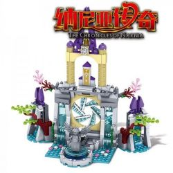 Kazi Gao Bo Le Gbl Bozhi KY87022 (NOT Lego The Chronicles of Narnia Kaizhi Legendary ) Xếp hình Huyền Thoại Kaizhi 444 khối