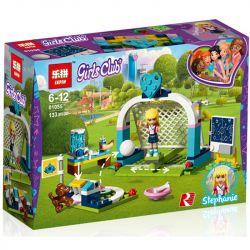 Lepin 01055 Bela 10851 Sheng Yuan 1028B SY1028B (NOT Lego Friends 41330 Stephanie's Soccer Practice ) Xếp hình Stephanie Tập Đá Bóng 133 khối