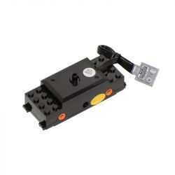 Lepin 1208 (NOT Lego Power Functions 88002 Train Motor ) Xếp hình Động Cơ Tàu Hỏa 7 khối