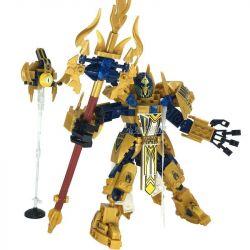 Lepin 40007 Sembo 11805 (NOT Lego King of Glory Hegemony Yang Jian ) Xếp hình Dương Tiễn 356 khối