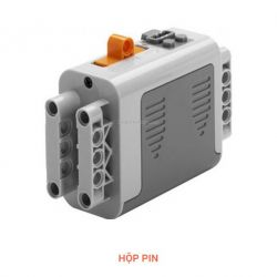 Lepin 2777 Sembo G265 (NOT Lego Power Functions 8881 Battery Box ) Xếp hình Hộp Pin