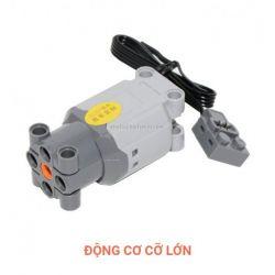 Lepin 2757 Sembo G272 (NOT Lego Power Functions 88003 L-Motor ) Xếp hình Động Cơ Cỡ Lớn