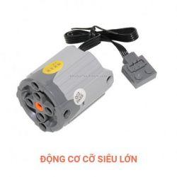 KAIYU G03 LEPIN 2831 MOULDKING 13096 SEMBO G271 Xếp hình kiểu Lego POWER FUNCTIONS XL-Motor Power Group Extra King Motor Động Cơ Cỡ Siêu Lớn