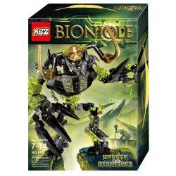 XSZ KSZ 614 Xếp hình kiểu Lego BIONICLE Umarak The Destroyer Biochemical Warrior Destroyed Witchka Kẻ Phá Hủy Umarak 191 khối