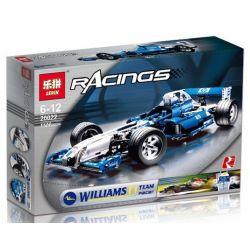 LEPIN 20022 Xếp hình kiểu Lego RACERS Williams F1 Team Racer Williams F1 Team Racing Đội đua F1 Williams 1484 khối