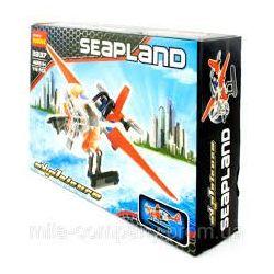 Decool 3337 (NOT Lego Technic 8046 Helicopter Style 2 ) Xếp hình Thủy Phi Cơ (Mẫu 2) 152 khối
