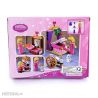 Bela 10433 (NOT Lego Disney Princess 41060 Sleeping Beauty's Royal Bedroom ) Xếp hình Phòng Ngủ Công Chúa Ngủ Trong Rừng 97 khối