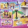 Bela 10434 (NOT Lego Disney Princess 41061 Jasmine's Exotic Palace ) Xếp hình Cung Điện Của Công Chúa Jasmine 145 khối