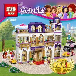 NOT Lego FRIENDS 41101 Heartlake Grand Hotel Good Friend Xinhu City Hotel , Bela 10547 Lari 10547 BLANK 90004 LEPIN 01045 LION KING 180076 QUEEN 86027 SHENG YUAN SY 830 SY830 SX 3040 Xếp hình Khách S
