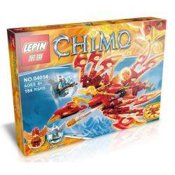 Bela 10351 Lari 10351 Kazi KY98072 98072 LELE 79075 LEPIN 04014 Xếp hình kiểu Lego LEGENDS OF CHIMA Flinx's Ultimate Phoenix Legend Of Qigong The Ultimate Phoenix Of The Phoenix Prince Cỗ Máy Phượng H