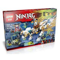 Lepin 06016 Bela 10397 Lele 79123 Sheng Yuan 387 SY387 (NOT Lego Ninjago Movie 70734 Master Wu Dragon ) Xếp hình Rồng Của Sư Phụ Wu 575 khối
