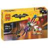 Lepin 07048 Sheng Yuan 877A SY877A Bela 10626 (NOT Lego Batman Movie 70900 The Joker Balloon Escape ) Xếp hình Joker Trốn Thoát Bằng Bóng Bay 124 khối