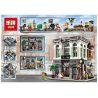Lepin 15001 King 84001 (NOT Lego Creator Expert 10251 Brick Bank ) Xếp hình Ngân Hàng 2413 khối