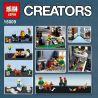 Lepin 15009 Lele 30015 King 84009 (NOT Lego Creator Expert 10218 Pet Shop ) Xếp hình Cửa Hàng Thú Cưng 2182 khối