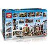 Lepin 15011 Lele 30008 King 84011 (NOT Lego Creator Expert 10246 Detective's Office ) Xếp hình Văn Phòng Thám Tử 2262 khối