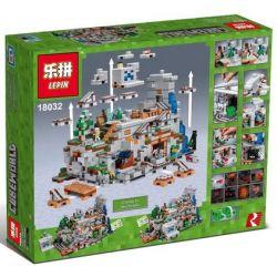 NOT LEGO Minecraft 21137 The Mountain Cave, BELA LARI 10735 Blank TM7421 BLX 81062 81085 Decool JiSi 831 Lele 33067 Lepin 18032 Lezi 93058 Sheng Yuan SY SY947 SX 1012 Tenma TM7417 Xếp hình Hang động T