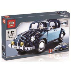 Lepin 21014 (NOT Lego Creator Expert 10187 Volkswagen Beetle ) Xếp hình Xe Con Bọ Cổ 1707 khối